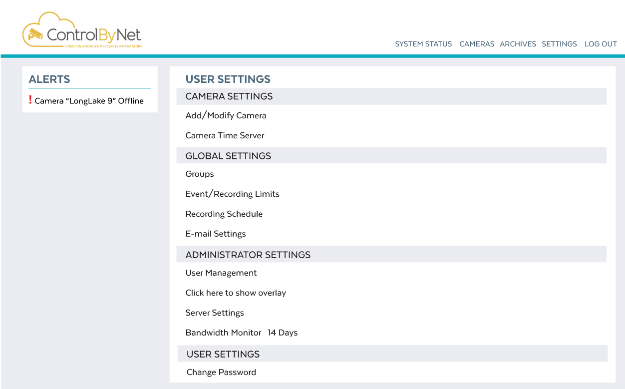 user-settings